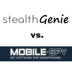 stealth genie vs mobilespy