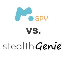 mSpy vs. Stealth Genie