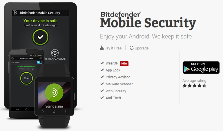 Bitdefender Mobile Security for Android Review