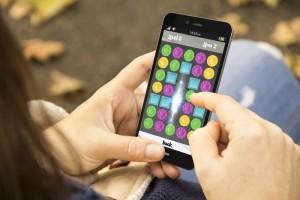 app games on smartphone